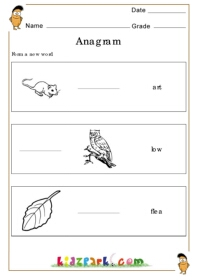 Grade 1 worksheets english