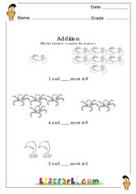 simple addition using dots math addition worksheets downloadable activity sheets. Black Bedroom Furniture Sets. Home Design Ideas