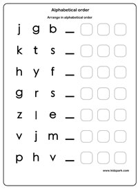 English Alphabets Activity Sheets,Teaching Resources,Educational ...