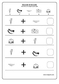 Free Downloads - Printable Kids Activity Worksheets