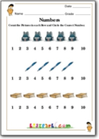 math worksheet : first grade maths numbers activity sheets : Worksheets For Class 1 Maths