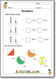 Tens and Ones Abacus Worksheet by Tanya Kendrigan | TpT