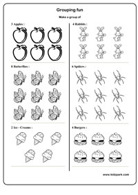 Math Printable Worksheet For UKG,Printable Worksheets ...