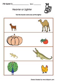 ... Lighter Worksheets, Activity Sheets for Kids, Kindergarten worksheets