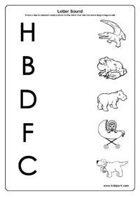 math worksheet : beginning sounds worksheets for kindergartenkindergarten teachers  : Kindergarten Beginning Sounds Worksheets