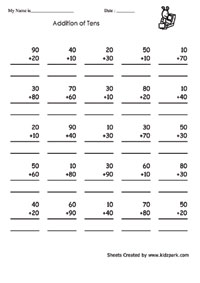Addition Worksheet Grade 2 Downloadable Activity Sheet Simple Addition Worksheets