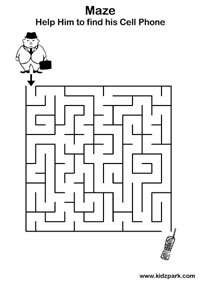 math worksheet : kindergarten easy maze worksheetsactivity sheets for kids  : Kindergarten Fun Worksheets