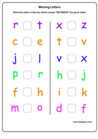 math worksheet : before letter worksheetspreschool activity sheetsworksheets for  : Missing Alphabet Worksheets For Kindergarten
