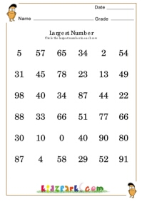 Size Worksheets   Bigger  Smaller or the Same Size likewise Ordering Three Digit Numbers   Education together with Small Size Fractions Kindergarten Math Worksheets For Grade Least To as well Rearranging for the Largest and Smallest Numbers Worksheets also Ordering Numbers From the Largest Number furthermore  together with  besides NCERT Solutions Cl 6 Mathematics Chapter 1 Knowing Our Numbers in addition  together with paring numbers worksheets kindergarten furthermore Ordering Numbers Least To Greatest Worksheets Activities And Centers further Greatest to Least Ordering moreover Least to Greatest – 3 Worksheets   FREE PRINTABLE WORKSHEETS   math additionally  in addition  in addition Be A Math Wizard  Smallest to Greatest Worksheet for 1st   2nd Grade. on greatest and smallest number worksheets