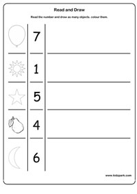 Worksheets Read And Draw Worksheets read and draw worksheets activity sheets for kids write paid members