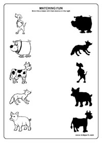 math worksheet : animals worksheetsteachers worksheetskindergarten curriculam : Fun Worksheets For Kindergarten