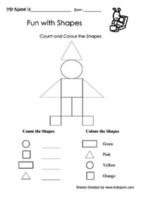math worksheet : shape worksheetsteachers teaching aid worksheetsprintable shapes  : Math Shape Worksheets