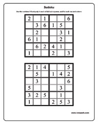 photo about 6x6 Sudoku Printable identified as 6x6 sudoku - Very simple Worksheets,Printable Sudoku Puzzles,Higher education